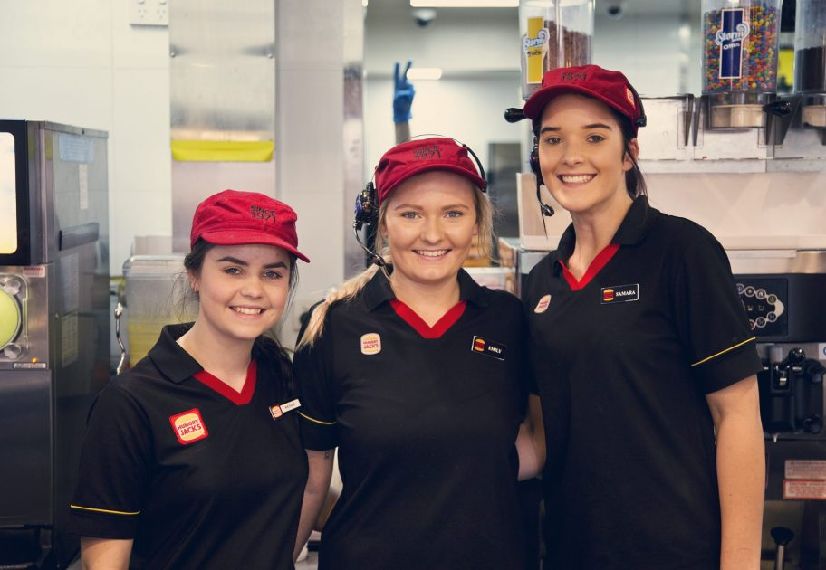 fast food union australia
